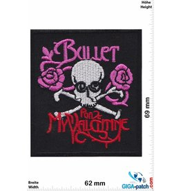 Bullet for my Valentine Bullet for my Valentine - Skull Rose