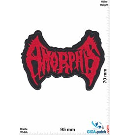 Amorphis - red - Metal-Band
