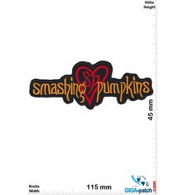 The Smashing Pumpkins  The Smashing Pumpkins - red gold - Alternative-Rock-Band