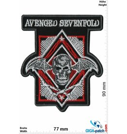 Avenged Sevenfold Avenged Sevenfold - A7X  - US-Metal - HQ