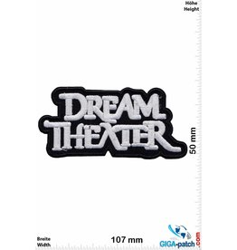 Dream Theater Dream Theater - silver - Progressive-Metal-Band