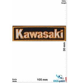 Kawasaki Kawasaki - orange