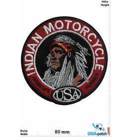 Indian Indian  Motorcycle - 1901 - round -  HQ