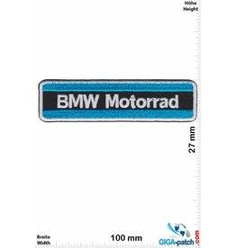 BMW BMW Motorrad - small blue