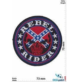 Rebel Rider Rebel Rider - round