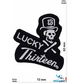 Lucky 13 Lucky Thirteen - 13 - Skull