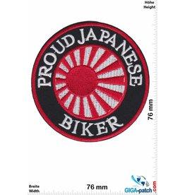 Proud Japanese Biker