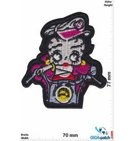 Betty Boop Betty Boop - Motorbike - Purple