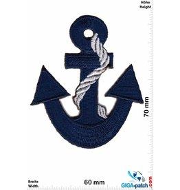 Navy Marine -  Anker - blue