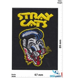 Stray Cats Stray Cats - Rockabilly Rebels - black