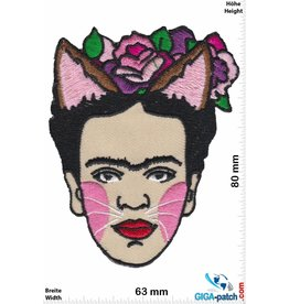 Frida Kahlo Frida Kahlo - CAT - Artist -  Surrealismus