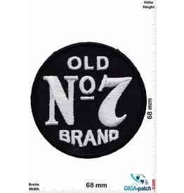Jack Daniels Jack Daniel's -Old No 7 Brand - round