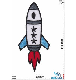 Rakete Rakete - Rocket - 3 Stars