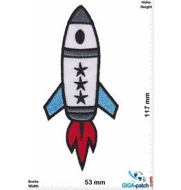Rakete Rocket - 3 Stars