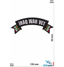 U.S. Army IRAQ War Vet - curve