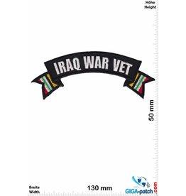 U.S. Army IRAQ War Vet - curve