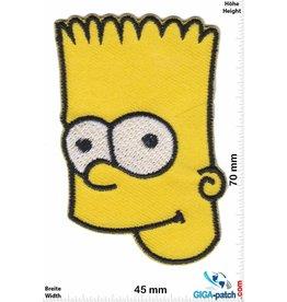 Simpson Bart Simpson  - Kopf - links