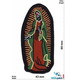 Santa Muert - Skull Madonna