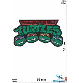 Teenage Mutant Ninja Turtles   Teenage Mutant Ninja Turtles  - 4 head