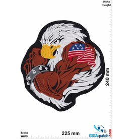 Eagle Muscle Eagle USA - 24 cm