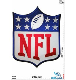 NFL NFL - National Football League - 32 cm