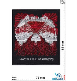 Metallica Metallica - Master of Puppets   - HQ