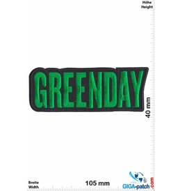 Green Day Green Day - green