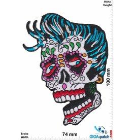 Muerto Skull - Totenkopf - Muerto - color - HQ
