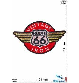 Route 66 ROUTE 66  - Vintage Iron
