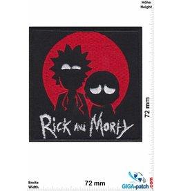 Rick and Morty - Cartoon