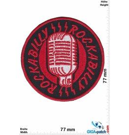 Rock n Roll Rockabilly -Microphone