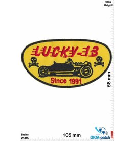 Lucky 13 Lucky 13 - Hotrod  - Since 1991
