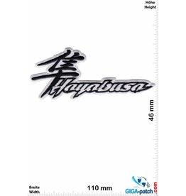Suzuki Hayabusa - Suzuki - black white