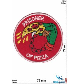 Pizza Prisoner of Pizza - red