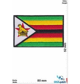 Zimbabwe Zimbabwe - Simbabwe - Flagge