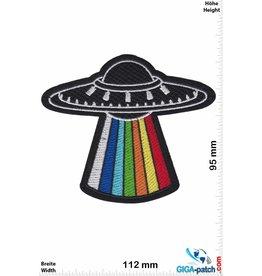 Alien Ufos - Ufo - Rainbow