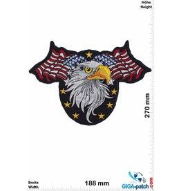 Adler Adler - Eagle USA   - 27 cm - BIG