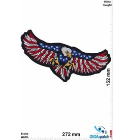 Adler Adler - Eagle USA - fly  - 27 cm - BIG