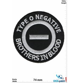 Type O Negative Type O Negative - Brothers in Blood - Rock- Metalband