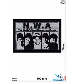 N.W.A.  the world's most dangerous group - HipHop