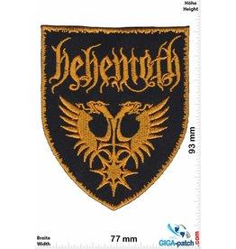 Behemoth Behemoth - Death Metal - gold - Schild