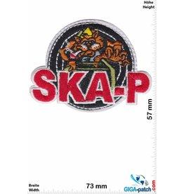 Ska-P Ska-P - Wolf -   Skapunk-Band