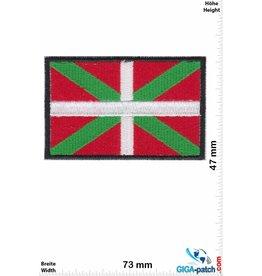 Ikurrina - Baskenland - Flagge - Ikurriña - Spain