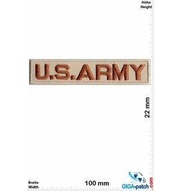 U.S. Army U.S. Army - brown