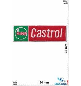 Castrol Castrol - red green