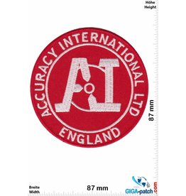 Accuracy International Ltd - England