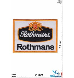 Rothmans Rothmans - white gold