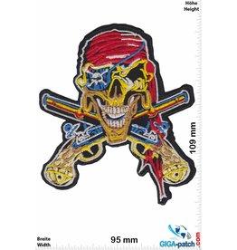 Totenkopf Skull - Pirate - HQ
