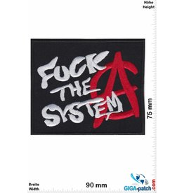 Anarchy Fuck the System - Anarchy
