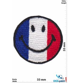 Smiley Smiley - Smile - Frankreich - small - 2 Stück